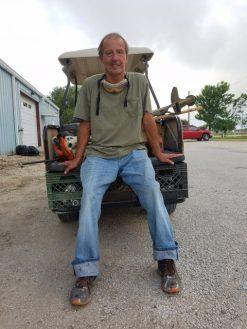 John Gladstein, PT Maintenance Worker
